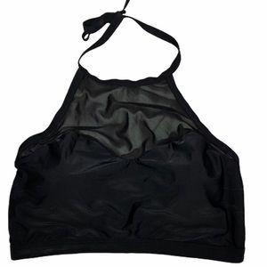 BOGO! Plus Size Mesh Bikini Top
